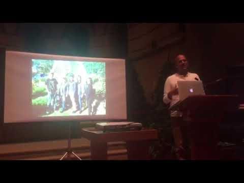 Cornell Tech Professor & Roosevelt Island Resident Tapan Parikh Describes Remaking The City Class