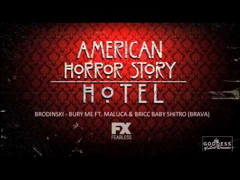 "American Horror Story Hotel ""Hallways"" Official Music Trailer  - Bury Me"