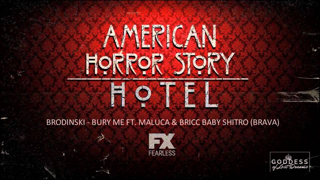 """Download American Horror Story Hotel """"Hallways"""" Official Music Trailer  - Bury Me"""