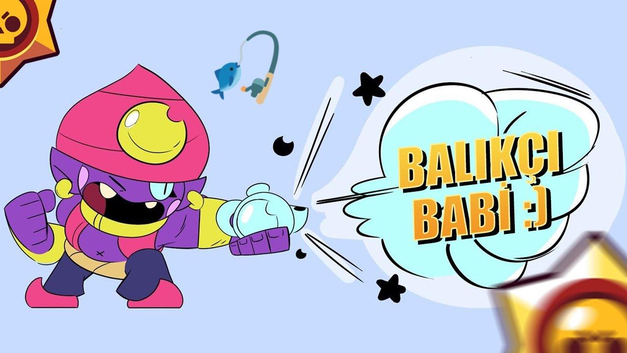BALIKÇI BABİ GELİYOR!! 🤣 Brawl Stars Minigame
