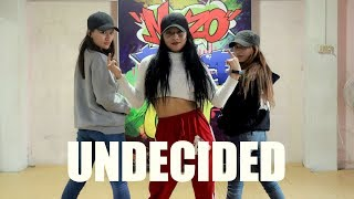 Chris Brown - Undecided | Alan Rinawma Dance Choreography