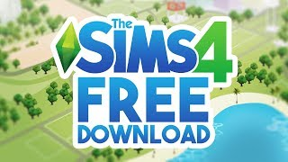 THE SIMS 4 IS FREE!!