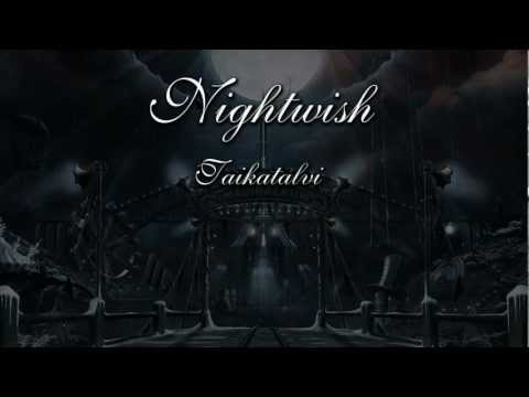 Nightwish - Taikatalvi (With Lyrics)