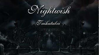Nightwish - Taikatalvi (With Lyrics)