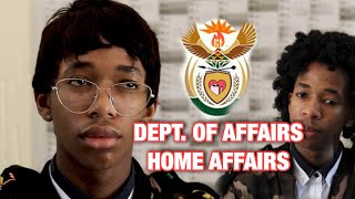 System It's Offline : Dept of Home Affairs - Lasizwe Dambuza