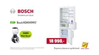 CZ - Doprava zdarma na velké domácí spotřebiče - Bosch