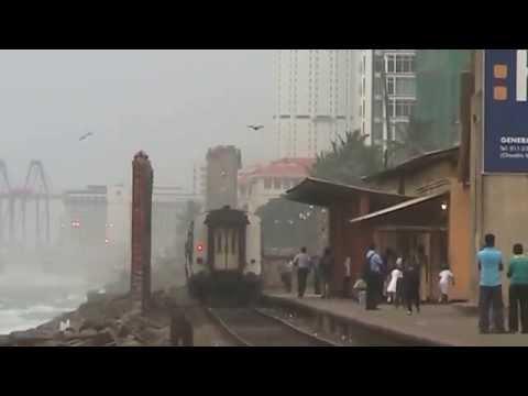 Colombo, Kollupitiya Station, Arrivals & Departures