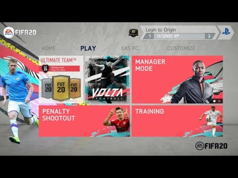 FIFA 20 MOD FIFA 14 Android Offline 900 MB Best Graphics New Menu Face Kits 2020 & Transfers Update