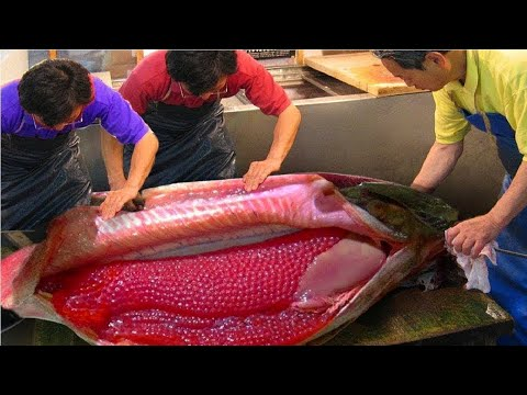 This is How CAVIAR is Made !