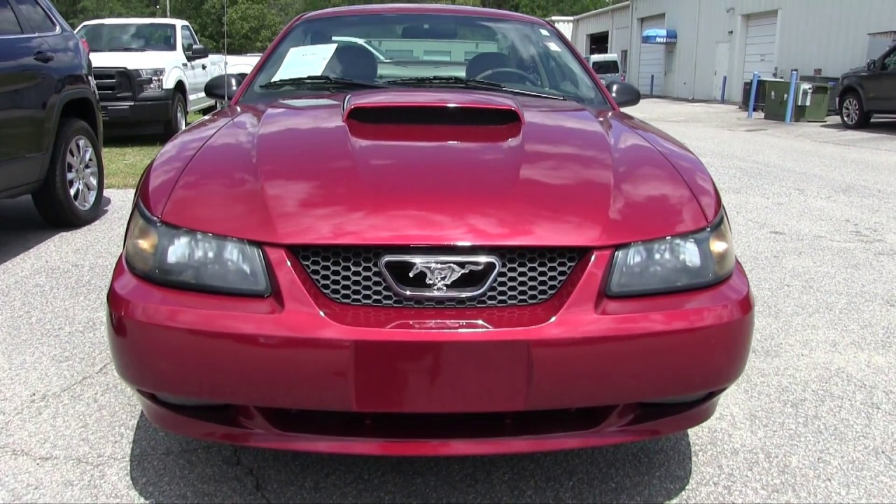 2004 ford mustang gt premium for sale walkaround review at ravenel ford may 2017
