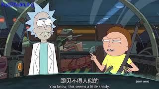 盘点瑞克和莫蒂中的金句 Rick and Morty