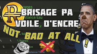 BRISAGE PA #4 - VOILE D'ENCRE : 4MN DE TENTAS + 4MN DE SUEUR !