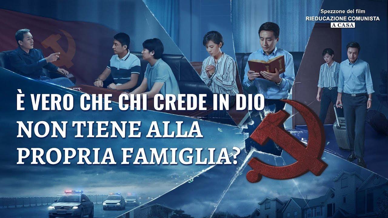 """Film cristiano """"Rieducazione comunista a casa"""" (Spezzone 4/6)"""