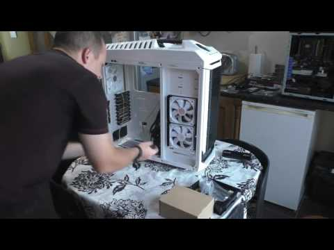 Building a new PC - Cooler Master Storm Stryker Case, i7 CPU & Asus Z170 Pro Gaming Motherboard