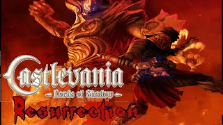 Castlevania:Lords of Shadow - Resurrection 14-2 Part1 忘れ去られし者 Last Battle
