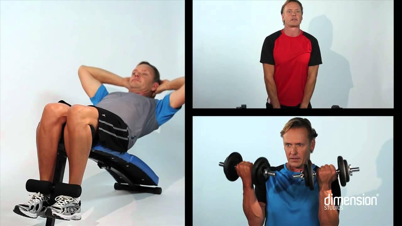 Ironman multi gym instruction manual