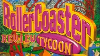 LGR - RollerCoaster Tycoon - PC Game Review