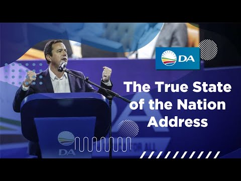 The True State of the Nation Address