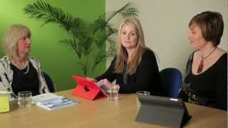 Potty training talk with June Rogers MBE - www.drylikeme.com