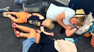 Airport Nightmare : Homeless In Los Angeles...