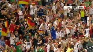 Germany - Armenia 6 : 1 All Goals ( ZDF TV HD  )  06/06/2014