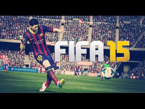 FIFA 15 med mel