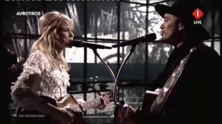 "Common Linnets ""Calm After The Storm""  HD Songfestival kopenhagen 2014"