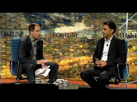Nikesh Arora at Fortune Brainstorm Tech