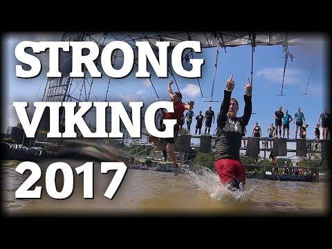 Strong Viking 2017 Wächtersbach - Water Edition - Obstacle Run Frankfurt - alle Hindernisse