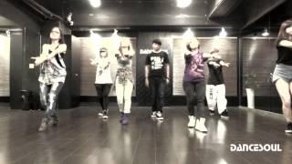 Angela張韶涵 - That Girl 官方舞蹈