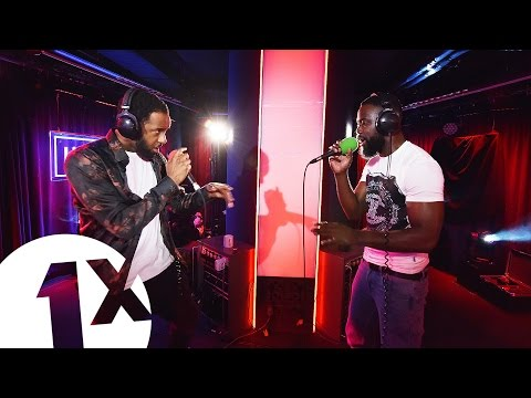 Ghetts - Know My Ting feat Shakka in the 1Xtra Live Lounge