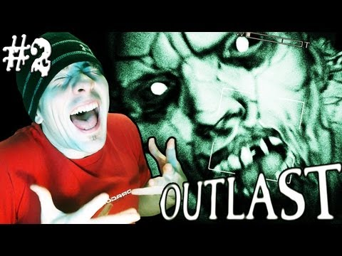 NOCUMENTS AND DOTES! - OUTLAST (PC) - Part 2