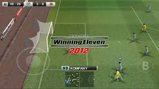 Winning Eleven 2012 Gameplay, The Best Football Game Ever