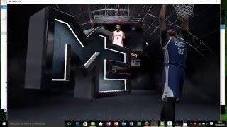 NBA 2K16 MY CAREER (COLOCANDO ACESSORIOS MODO OFFLINE)