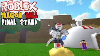 A NEW WARRIOR! || Roblox Dragon Ball Z Final Stand Episode 1