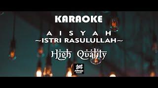 Cover images Aisyah Istri Rasulullah versi SABYAN (KARAOKE) High Quality - By Jevi Elgifari