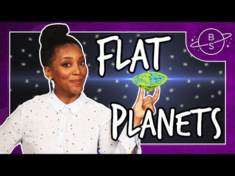Can LOTR's Flat Earth Exist? | Because Space thumbnail