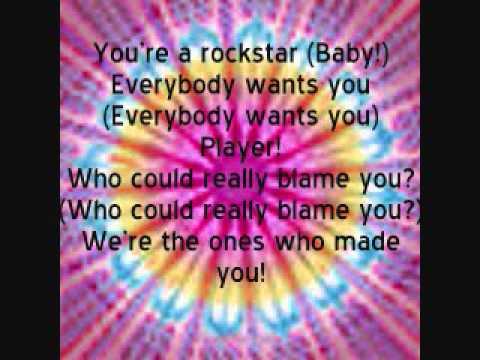 We Made You (rockstar) Eminem Lyrics