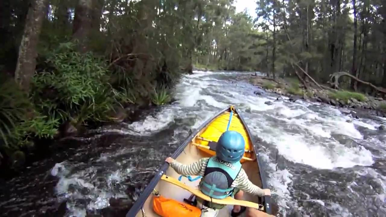 Manning River Whitewater Canoeing Oc1 Amp Oc2 With Kids
