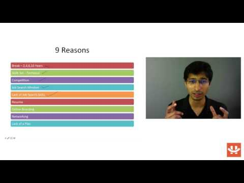 9 Reaons Why You are Not Finding  a Job on H4 Visa and H4 EAD