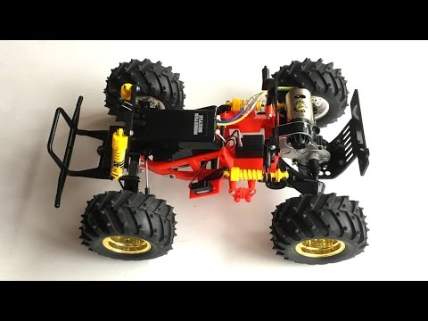 BUiLDiNG the Tamiya Monster Beetle 2015 Assembly Kit #58618 (Part 2): From Start to Finish!