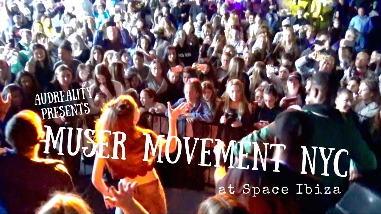 Muser movement nyc youtube m4hsunfo