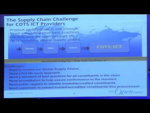 IGF 2015 Day 3 - WK 1 - WS 190 Evolving cyber assurance across societies & supply chains
