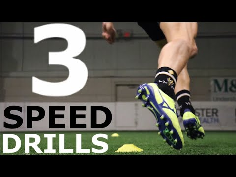 3 Speed and Agility Drills   Increase Your Speed and Agility With These Drills