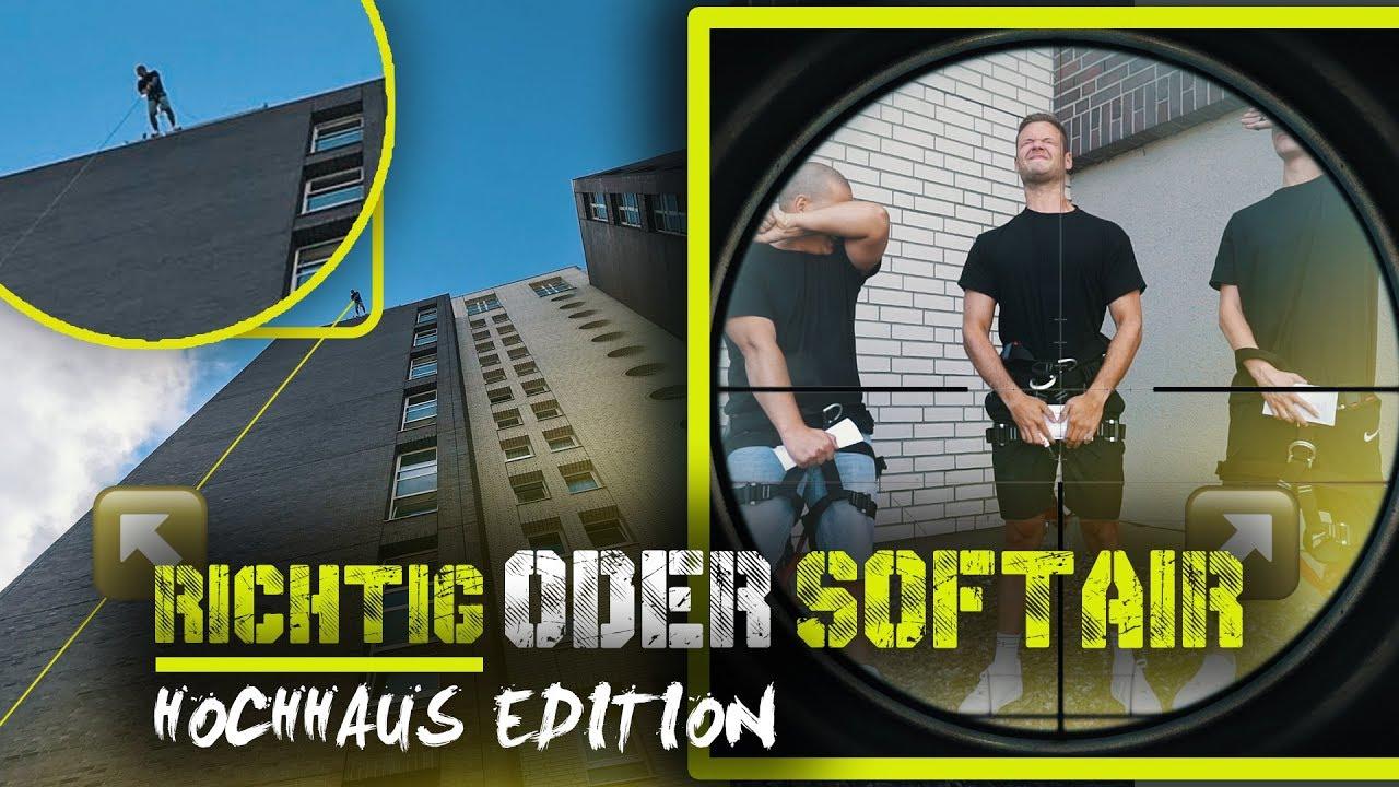 Richtig oder Softair Hochhaus Edition! | inscope21