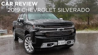 Pickup Review | 2019 Chevrolet Silverado | Driving.ca
