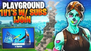 Fortnite 1v1 Pc Player! i bet non of you guys cant beat me - Fortnite Battle Royale!