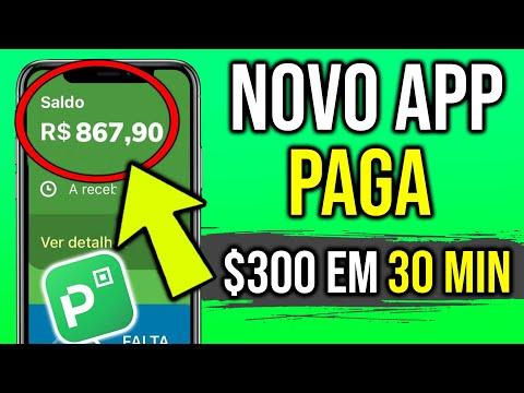 ESSE APP PARA GANHAR DINHEIRO na INTERNET PAGA R$300 em 15 MINUTOS/ Como Ganhar Dinheiro na Internet