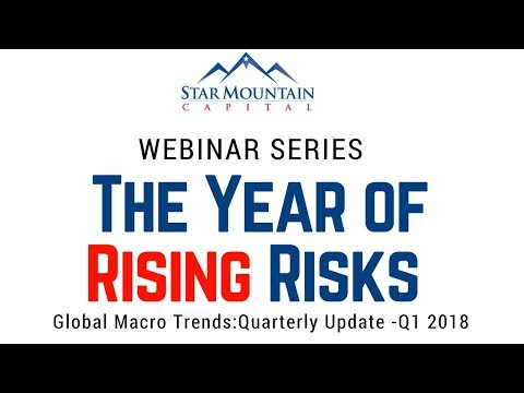 Global Macro Trends Q1 2018 | The Year of Rising Risks