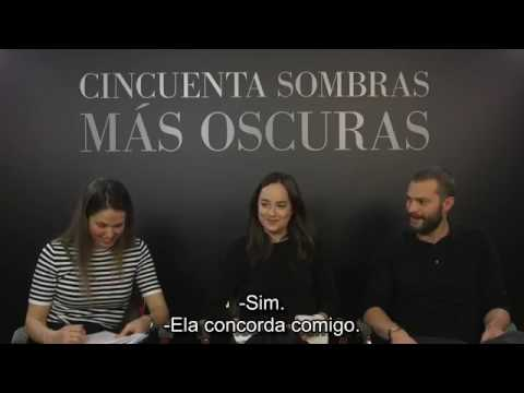 [LEGENDADO] Livestream no Facebook com Dakota Johnson e Jamie Dornan